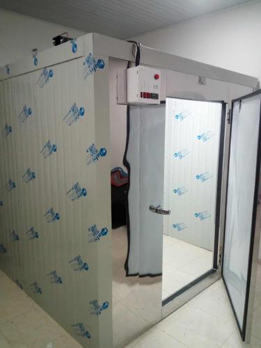 cuarto frío  de  conservación