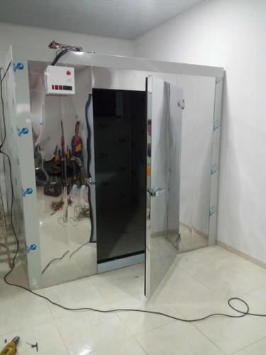 cuarto frío de refrigeración. 2,20x 2,20 para conservación