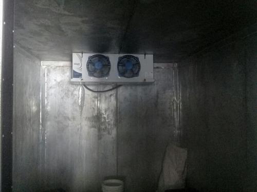 cuarto frío óptimas condiciones a