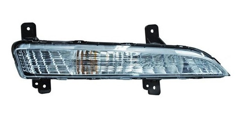 cuarto frontal chevrolet traverse 2013-2014 der