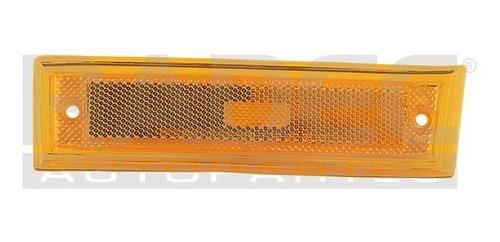 cuarto lateral  custom 81-91 s/cromo depo der
