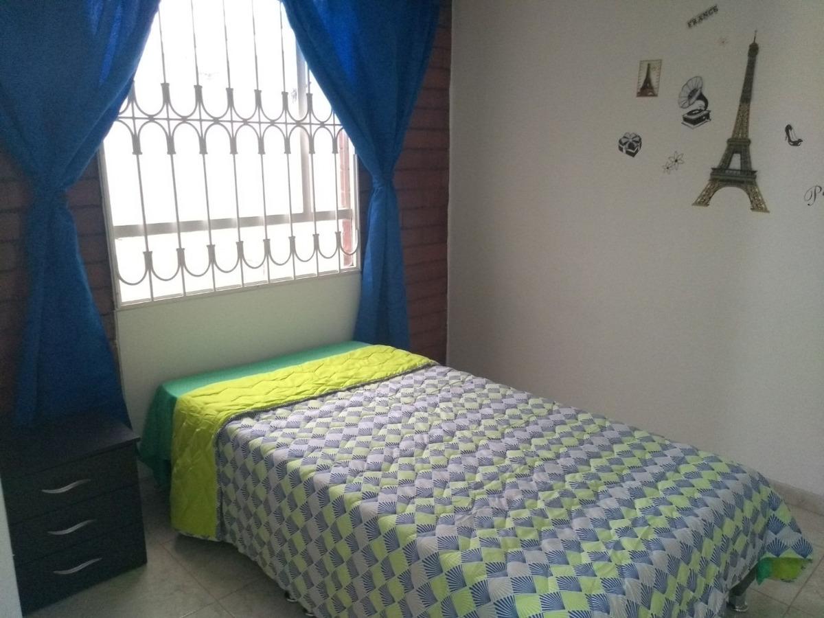 cuarto para dama sola o estudiante servicios incluidos