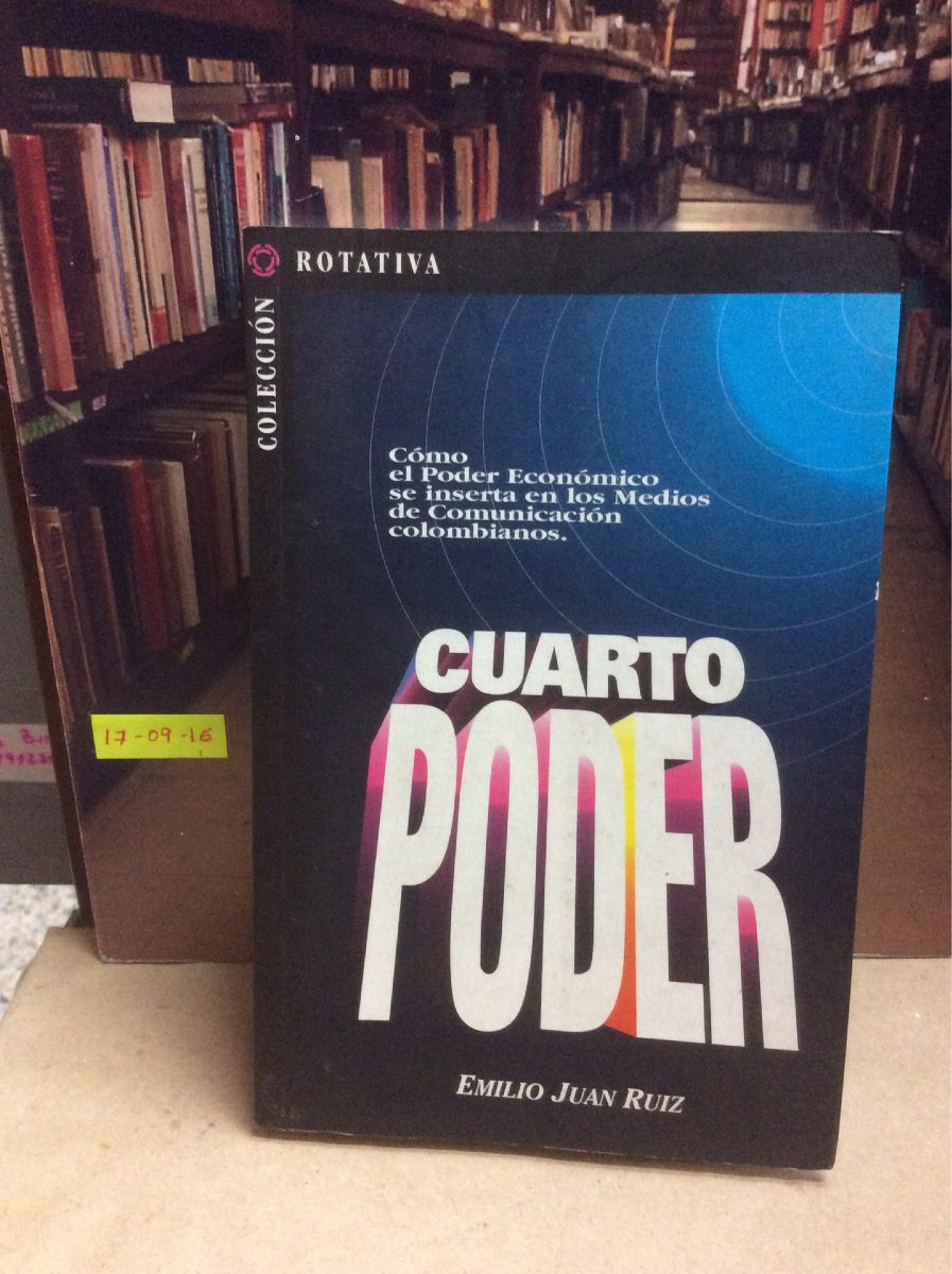 Cuarto Poder. Emilio Juan Ruiz. Economía - $ 18.000 en Mercado Libre
