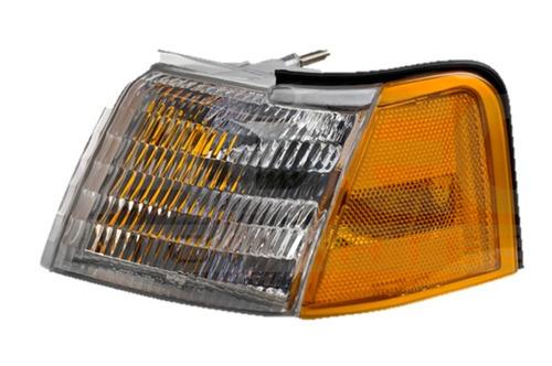 cuarto punta  cougar 1989 - 1995 bicolor depo izq rxc
