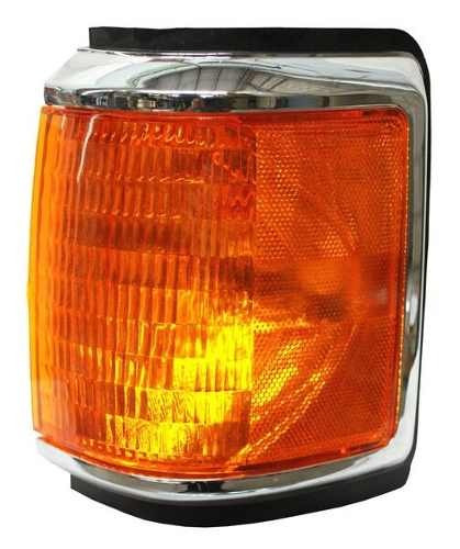 cuarto punta ford pick up 87-91 c/cromo depo4 izq