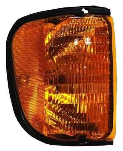 cuarto punta ford van 92-04 econoline ambar tyc der