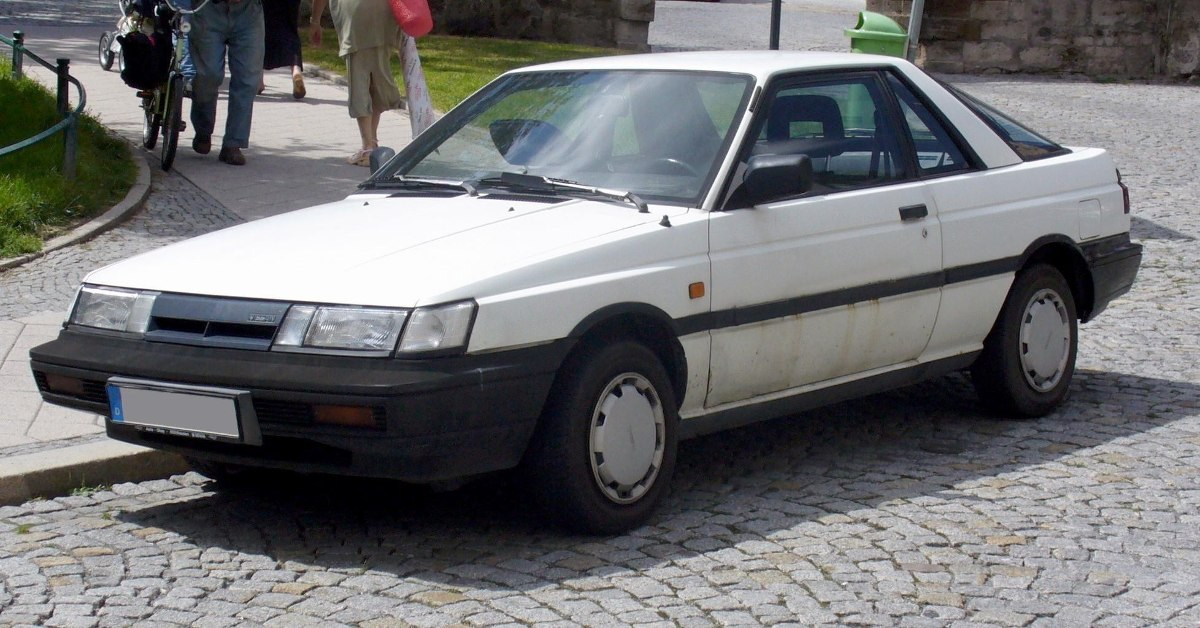 Cuarto Punta Reflejante Blanco Nissan Hikari 1988 Y 1989 ...