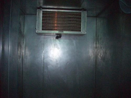 cuarto refrigerado x m2