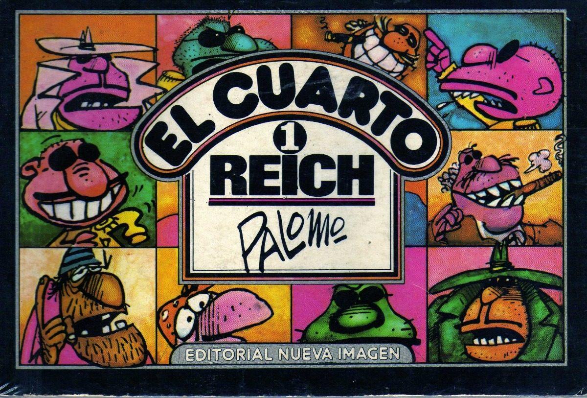 Cuarto Reich, El Volumen 1/palomo/usado - $ 250.00 en Mercado Libre