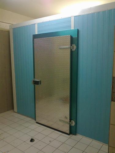 cuartos fríos para mantenimiento y congelación