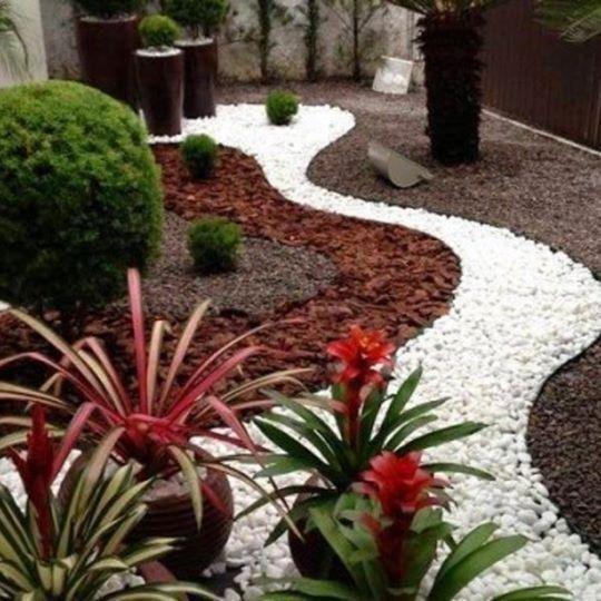 Cuarzo de colores piedras decorativas para jardines for Piedras decorativas jardin precio