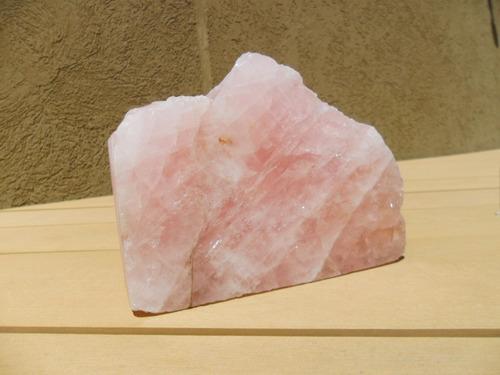 cuarzo rosado