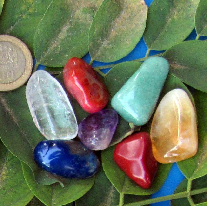 Cuarzos 7 chacras piedras naturales para sanacion reiki - Tipos de piedras naturales ...