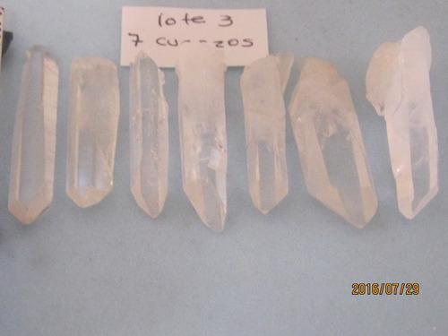 cuarzos naturales blancos