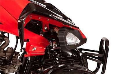 cuatri gilera fr 110 automatico