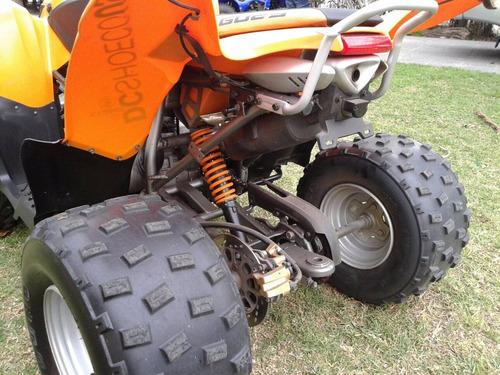 cuatri goes 220 automatico/ patentado /no grizzly/trx