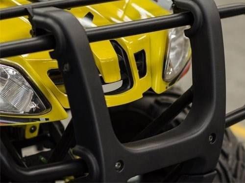 cuatri moto atv 180 c/reversa  modelo 2018 italika