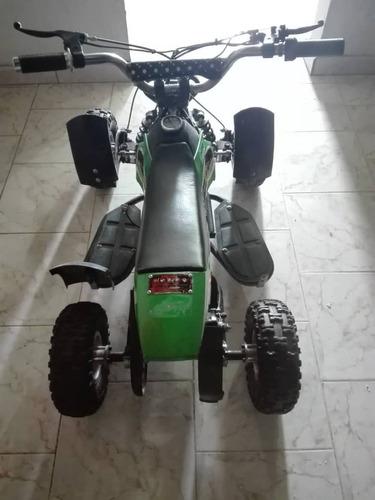 cuatri moto electrica