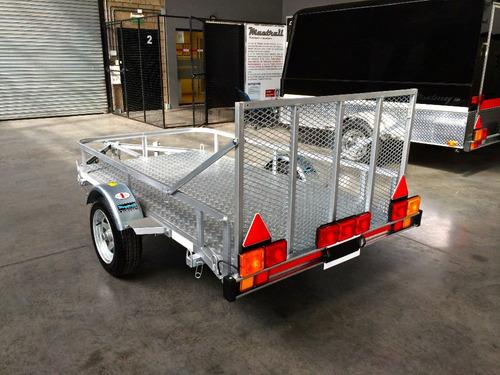 cuatri moto trailer
