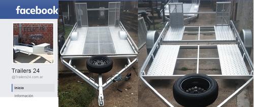 cuatri moto trailers