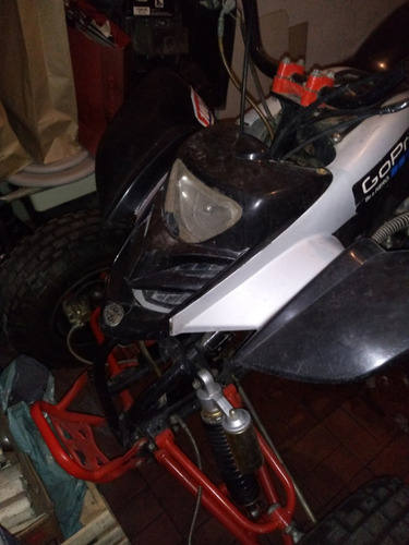 cuatri panther wr-250 impecable poco uso 2012 ver video