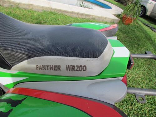 cuatri panther wr200