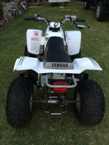 cuatri yamaha blaster 200 - año 2007 - patentado