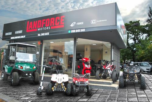 cuatriciclo 0km 125deportivo landforce 10 años en el mercado