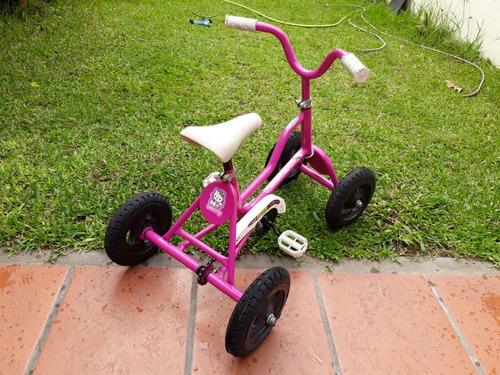 cuatriciclo a pedal infantil