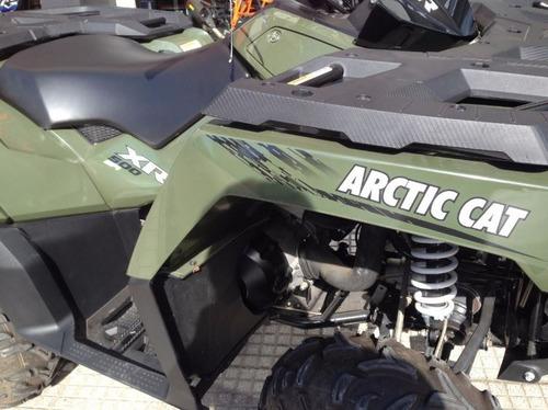 cuatriciclo arctic cat 500 xr - lidermoto la plata