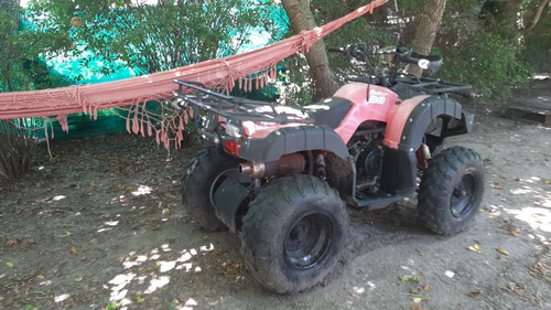 cuatriciclo atv 150 cc poco uso unico dueño