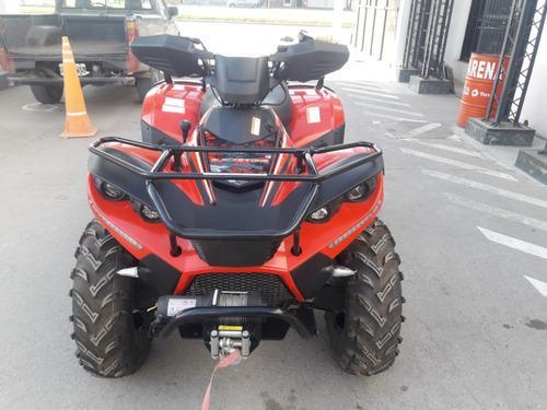 cuatriciclo blackstone 400 4x4 nuevo 0km modelo 2018