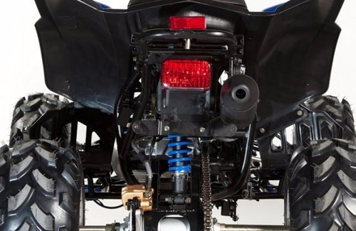 cuatriciclo brava lazer 150 automatico reversa 2017 0km quad