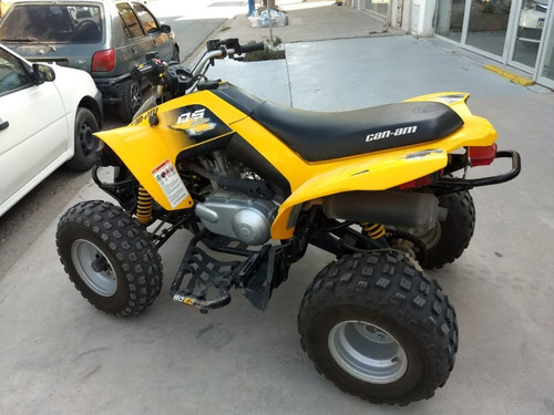 cuatriciclo can-am 250 ds impecable borsotto