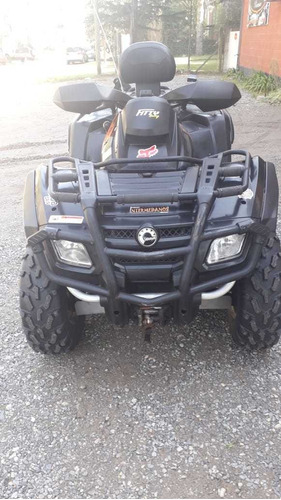 cuatriciclo can am 500 4x4