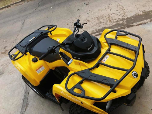 cuatriciclo can am 570 4x4