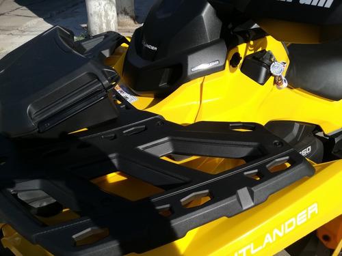 cuatriciclo can am 650 outlander max xt  650 nueva poco uso