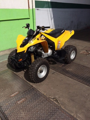 cuatriciclo can am dr 250 2013