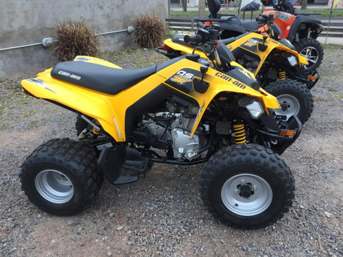 cuatriciclo can am ds 250 2016