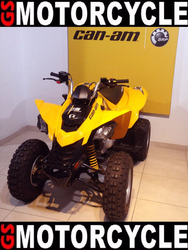 cuatriciclo can am ds 250 gs motorcycle