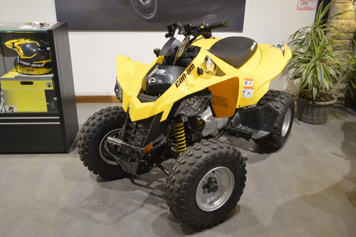 cuatriciclo can am ds250 2015 0km - atv latitud sur