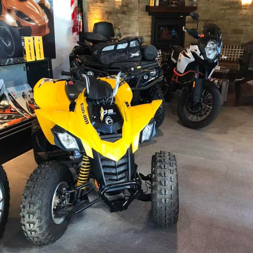 cuatriciclo can am ds250 2016 - raptor 250 yamaha