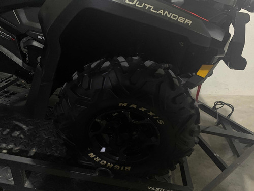 cuatriciclo can am outlander 1000 limited