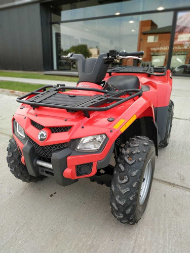 cuatriciclo can am outlander 400 ho