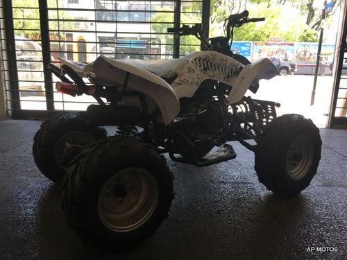 cuatriciclo corven terrain 150 0km ap motos motomel gilera