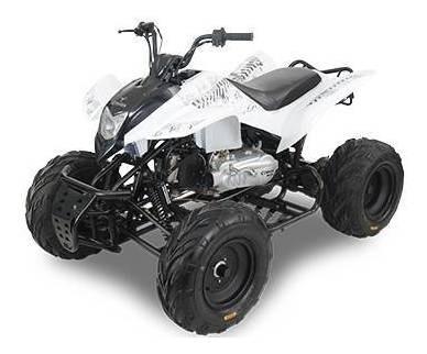 cuatriciclo corven terrain 150 ! start motos 32