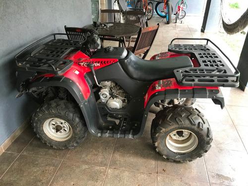 cuatriciclo corven terrain 250 2013