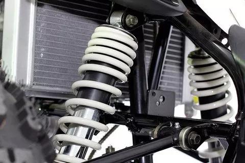 cuatriciclo deportivo guerrero gtf 350 - masera motos