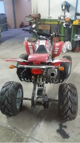 cuatriciclo dynamic 200cc sport 2008 con muy pocos kms,
