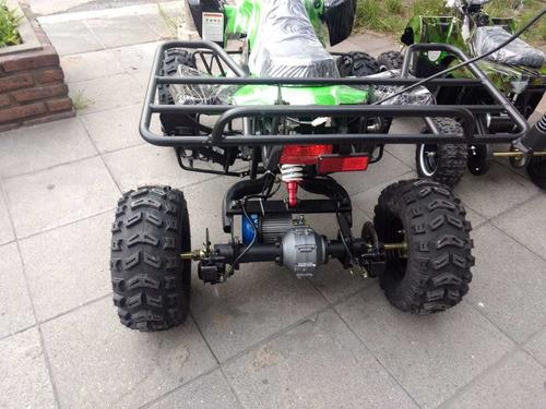 cuatriciclo electrico p/adultos-scooter sunra a bateria 48v